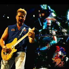 """THIS DAY IN VANTASTIK HISTORY MARCH 11TH 1995,  20 YEARS AGO TODAY, VAN HALEN PLAYED DAY 1 OF THE *BALANCE* TOUR..KICKING IT OFF IN PENSACOLA FLORIDA!"" #evh #eddievanhalen #alexvanhalen #diamonddave #davidleeroth #michaelanthony #Vintage #Klassik #Classic #Rock #Music #History #1990s #1995 #Balance #touring #OnThisDay #Pensacola #Florida #vantastikhistory #Vantastik #VanHalen #vanhalenhistory"