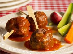 Keep these easy-to-make meatballs on hand for last-minute dinner creations.  Tossed with pasta or baked into a casserole, the possibilities are endless!