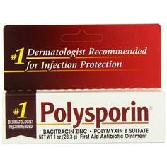 Polysporin First Aid Antibiotic Ointment