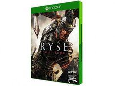 Ryse: Son of Rome para Xbox One - Crytek com as melhores condições você encontra no Magazine Danielsantus. Confira!