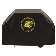 Northern Michigan Wildcats Commercial Grade BBQ Grill Cover