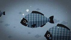 Anschauliches, und ästhetische schön gemachtes Video mit Infografiken über den Fischfang,  das MSC Label und Aquakultur als Alternative.