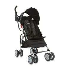 The First Years by Tomy Jet Stroller in Charcoal Black - buybuyBaby.com