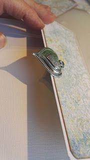 Lisens blogg: Tutorial på veskekortet mitt! Cufflinks, Silver Rings, Tutorials, Accessories, Jewelry, Jewlery, Jewerly, Schmuck, Jewels
