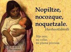 Mi lengua Aztec Culture, Motivational Quotes, Inspirational Quotes, Mexico Art, Aztec Art, Chicano Art, Down South, Ms Gs, Typography Quotes