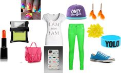 """I am who I am"" by live-love-breathe on Polyvore"