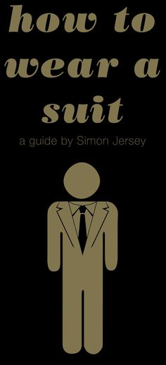 """You may be thinking """"everyone wears a suit, how hard can it be?""""! Well, you may be surprised! We are going to walk you through the top 10 tips on wearing your Sunday best whilst oozing smooth and sophisticated."""