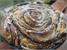 Limara péksége: Habcsókos rózsa