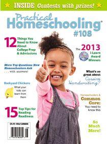 Practical Homeschooling: The First Ten Steps