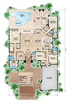 175-1102: Floor Plan Main Level