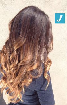 Not ordinary Hair _ Degradé Joelle  #cdj #degradejoelle #tagliopuntearia #degradé #igers #musthave #hair #hairstyle #haircolour #longhair #ootd #hairfashion #madeinitaly #wellastudionyc
