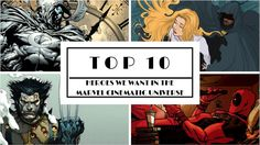 Thanks for watching another episode of Top 10 Countdown! With Marvel's latest hero - Doctor Strange - dominating the box office, we put together a list of 10 more heroes we want to see join the MCU!