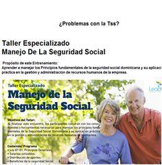 Taller Especializado Manejo De La Seguridad Social - Publicidad
