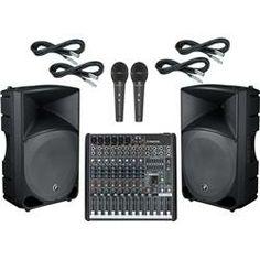 Mackie ProFX12 / TH-15A PA Package $1000 @ guitarcenter.com
