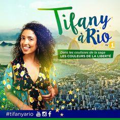 Salut à tous ! Rendez-vous le 10 janvier pour le 1er épisode de #tifanyario dans les coulisses des Couleurs de la liberté  J'ai plein de surprises pour vous  #webserie #1ere #outremer #guadeloupe #martinique #lareunion #mayotte #guyane #polynesie #nouvellecaledonie #spm #wallisandfutuna #bresil #brazil #girl #youtube #video #telenovela #globo #brazilian #rio by tifanyario