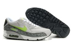 promo code 38111 004dc 302519 031 Nike Air Max 90 Leather Neutral Grey Bright Cactus Flint Grey  AMFM0662 Nike Air