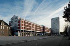 Stationsplein Maastricht
