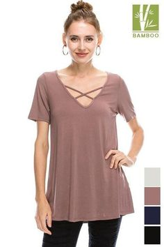 Neckline Contrast Detail solid short sleeve Dress With Pockets   Style #24244  Try Tunic: http://ift.tt/2ftPtKN Like --------------------------------------------------------------- #cocolove #dress #dresses #tanboocelBambooDress #bambooviscose #bamboo #viscosebamboo #fallcloset #highfashion #stylist #styleish #fashion #fashionista #newstyle #newarrivals #fall2016 #BESTEVER #fallvibes #bestseller #boutique #liketolike #tbt #followme #cute #beautiful #love #ootd #picoftheday #like4like