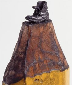 Art on top of the pencil by Dalton Getty Daily update on my website: ediy3.com