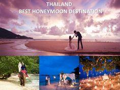 #ThailandHoneymoon  #HoneymooninThailand Visit the Top #HoneymoonDestinations in Thailand like Chiang Mai, Thailand Islands, Chiang Rai, Pai, Phanom Rung, Railay, Ayuthaya etc.