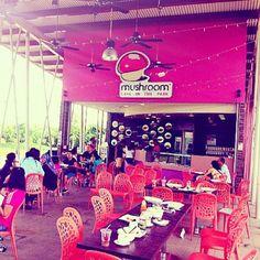More mushroom cafe @ sengkang