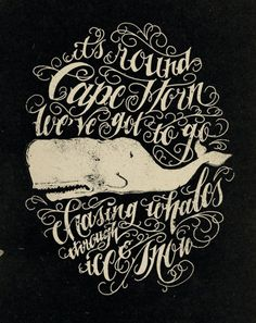 Typography Illustrations by Jon Contino