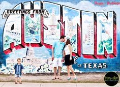 postcard mural photo by Tracy Allyn :)