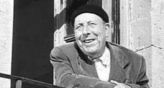 José Enrique Benito y Emeterio Ysbert Alvarruiz, más conocido como Pepe Isbert (Madrid,  1886 – ibídem,  1966), fue un actor español, padre de la también actriz María Isbert. Aunque inicialmente actor de teatro con gran éxito , fue ganando popularidad en loa anos 40,50 y 60, convirtiendose en un actor muy querido por Berlanga y calando hondamente en el publico con su voz ronca y su personalidad entrañable. Best Supporting Actor, Lead Role, The Villain, Actors & Actresses, Best Friends, Humor, Film, Film Director, The Voice