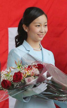 秋篠宮佳子内親王殿下 皇紀2675年(平成27年6月7日, AD2015)Princess Kako 6/7/2015