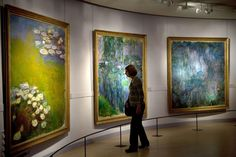 Museo Marmottan Monet http://www.holaparis.com/que-ver-en-paris/museo/museo-monet-marmottan ->> #turismo #viajes #paris #francia