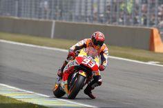 MotoGP: Marc Márquez apto para a qualificação