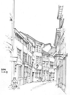 Liège, rue Roture | por gerard michel