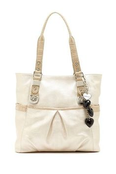 Ivory Tote.