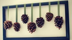 I love finding ways to use the things I scavenge outdoors to decorate my home, so these fabulous pine cone projects are top of my list this fall!