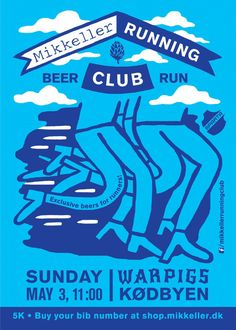 Mikkeller Running Poster