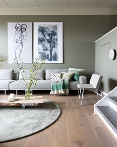 Discover recipes, home ideas, style inspiration and other ideas to try. Apartment Interior Design, Interior Styling, Home And Living, Home And Family, Minimalist Home Interior, Living Room Paint, Cheap Home Decor, Interior Inspiration, Home Remodeling