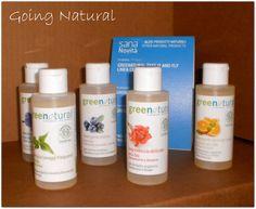 Greenatural prodotti detersione persona in formato viaggio