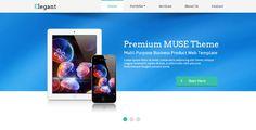 Elegant Muse Web Template (Corporate)