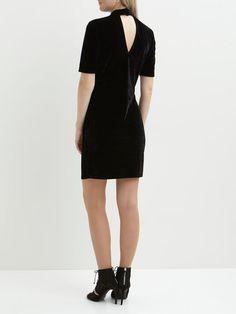 Back details - Vifennie dress