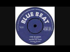 Prince Buster - Lion Of Judah (Blue Beat 1966 Ska)