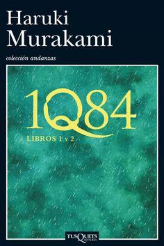 Libros 1 y 2 (Tapa blanda) Haruki Murakami, 1 Y 2, 1q84, Books To Read, My Books, Art Of Noise, Back Of My Hand, Book 1, Reading