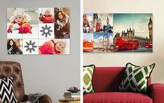 Lomakuvat vai kuvia arjesta? Tee oma kuvamosaiikki ifolorilla! Yhdistä omia kuvia ja valmiita kuvio- ja väripaloja. Katso kaikki sisustuskuvat: http://www.ifolor.fi/inspire_kuvamosaiikki_eri_huoneisiin
