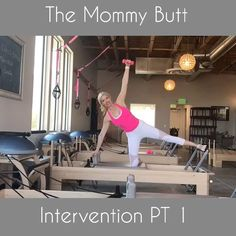 """431 Likes, 12 Comments - Tiffany Crosswhite Burke (@poiseandstrengthpilates) on Instagram: """"Today's post is my favorite """"Mommy Butt Intervention"""" Flow. I actually teach this with the """"Captain…"""""""