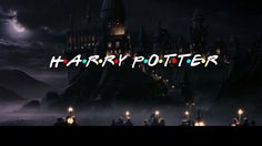 "Total Sorority Move | This ""Harry Potter"" Version Of ""Friends"" Is Just What Your Monday Needed"