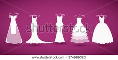 Wedding dresses collection vector  dress, gown, bridal, fabric, icon, clothing, bride, choose, vector, glamour, celebration, accessories, boutique, necklace, mannequin, female, elegant, illustration, outfit, heel, collection, design, body, woman, set, wedding, style, background, silhouette, party, shoe, white, marriage, graphic, event, different, card, fashion, type, shape, cute, modern, flat, lady, retro, high, skirt, classic, invitation, ribbon