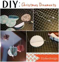 DIY: Christmas Ornaments