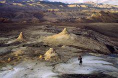 AFGHANISTAN-paysage-et-homme-photo-steve-McCurry
