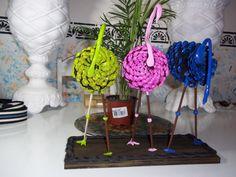 Rope Crafts, Seashell Crafts, Diy And Crafts, Arts And Crafts, Pine Cone Crafts, General Crafts, Pine Cones, Crochet Necklace, Crafty