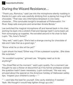 Lee Jordan, Remus lupin, Harry Potter, hp