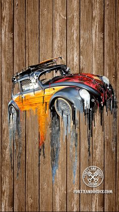 – About Photography VW Beetle Live Phone Wallpaper!